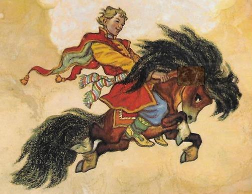 Het wijze paardje; het sprookje op landelijke themadag, j.l. 4 nov. 2017 Meppel.