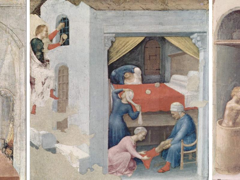 Legendes rondom st Nicolaas, de bisschop van Myra