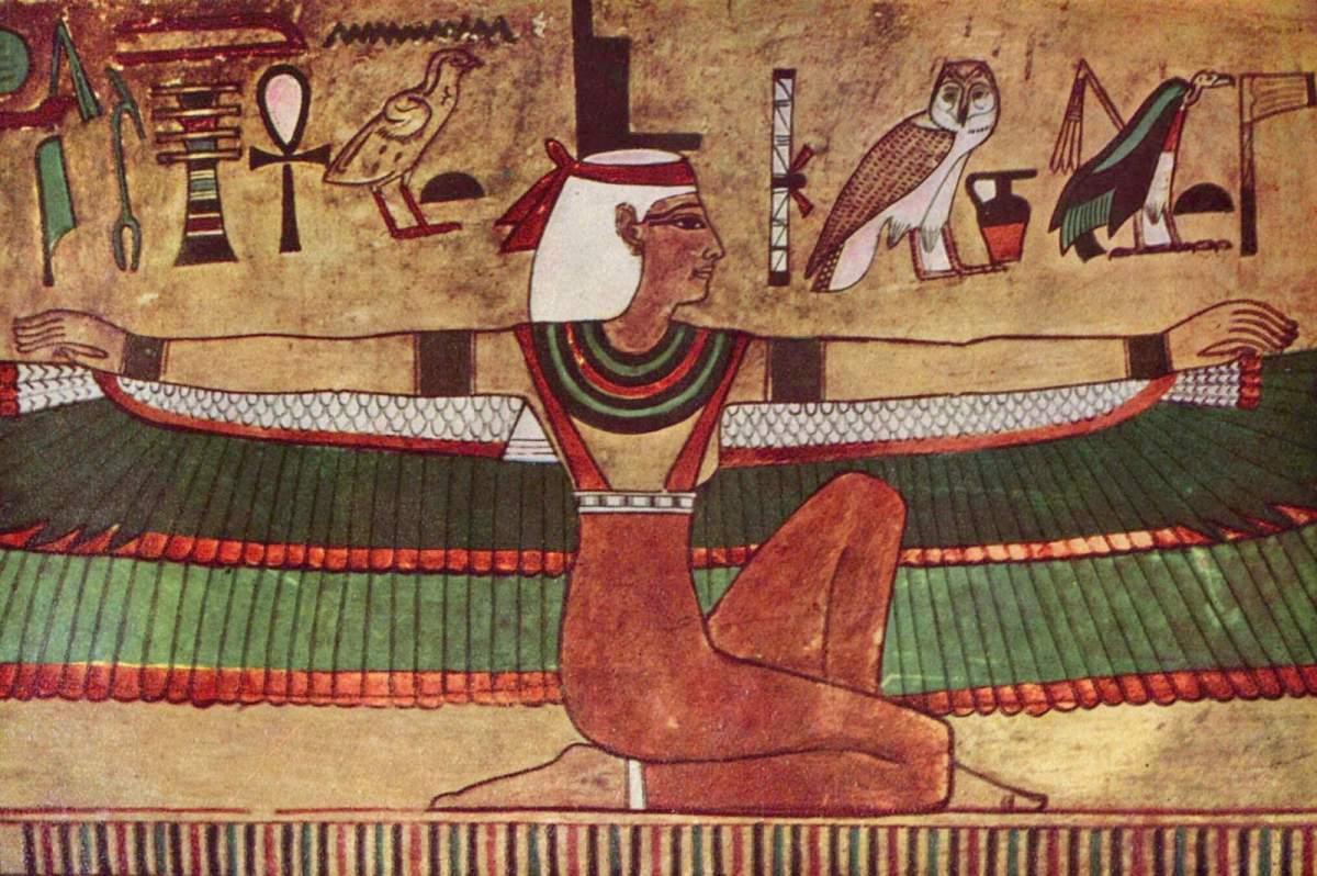 Deel 12 Literatuur & beeld Afsluiting van dieren als helpers in Egyptische mythologie en Europese sprookjes