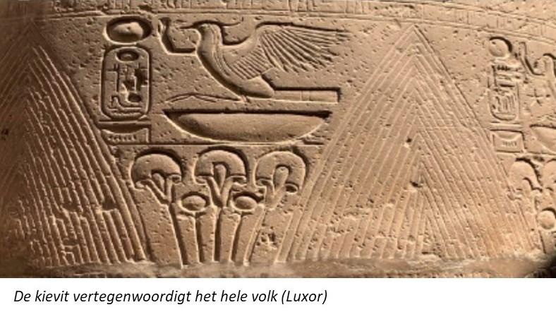 Vogels Deel 3 van dieren als helpers in Egyptische mythologie en Europese sprookjes