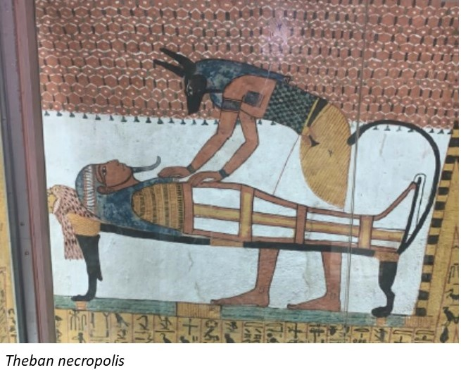 De jakhals – de vos / hond als God. Deel 5 van dieren als helpers in Egyptische mythologie en Europese sprookjes.